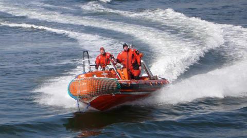 Sikkerhed og kvalitet styrkes af bådkompetencer