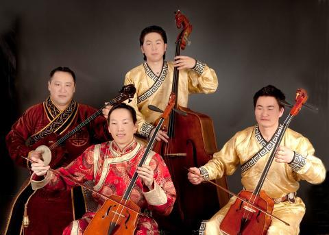 Hosoo och Ensemble Transmongolia - Uppsala International Sacred Music Festival 4-7 november 2010
