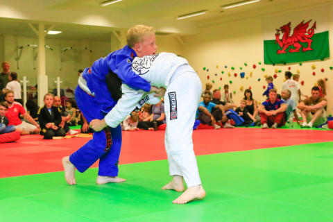 Final of Brazilian Jiu Jitsu Kids' League comes to Cardiff, 13 November 2016