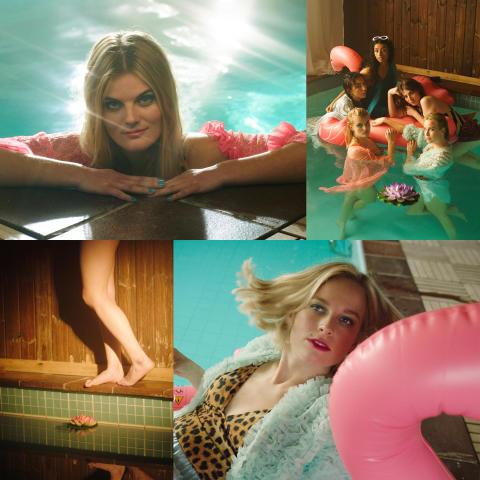 """""""Måste jag dö?"""" Klara & Jag tar tillbaka popen vi saknat! Alexandra Dahlström regisserar musikvideon."""