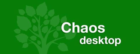 Vi har lanserat Chaos desktop version 7