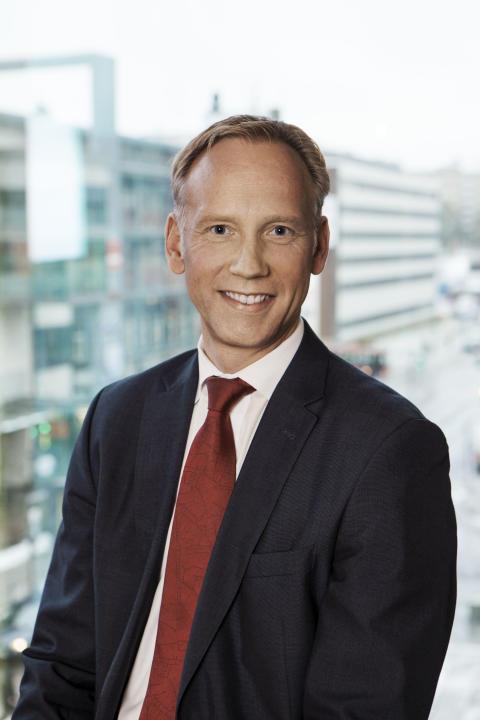 Erik Boman, Chefsjurist