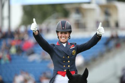 Dressyrstjärnor till Sweden International Horse Show