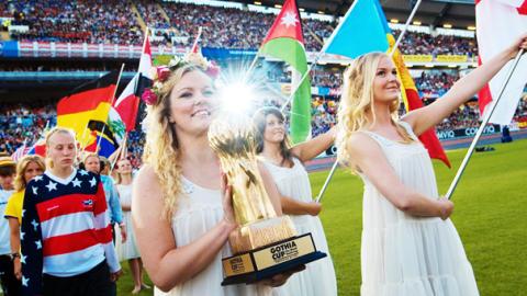 Gothia Cup sendes på Viaplays Facebook kostnadsfritt