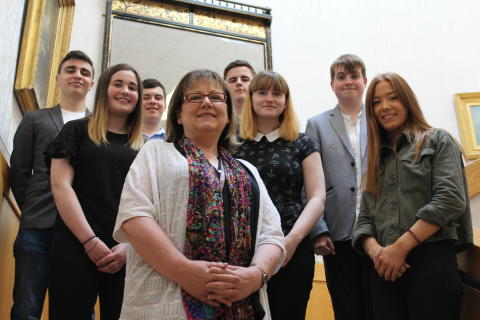 Moray Council interns are Career Ready