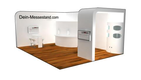 messebau-design-individueller-messestand-weiss
