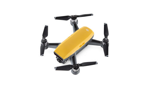 DJI Spark Sunrise Yellow - Side 3:4