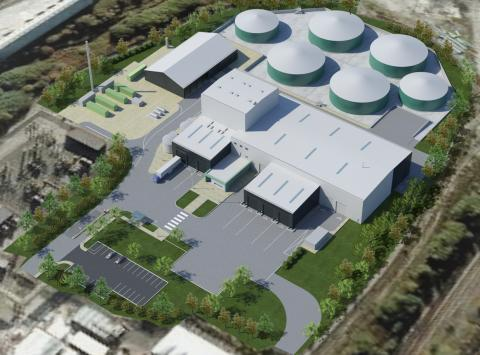 DONG Energy confirm world first bio plant for household waste