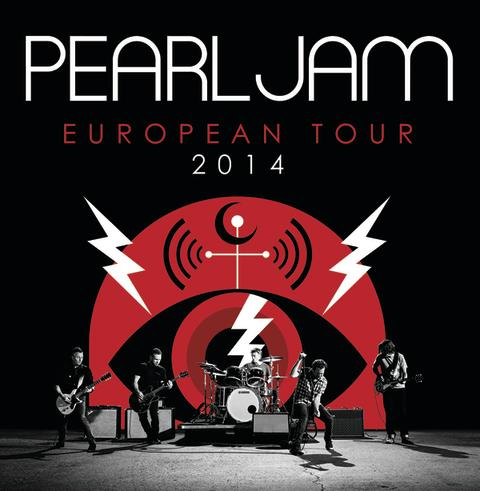 Pearl Jam till Friends Arena