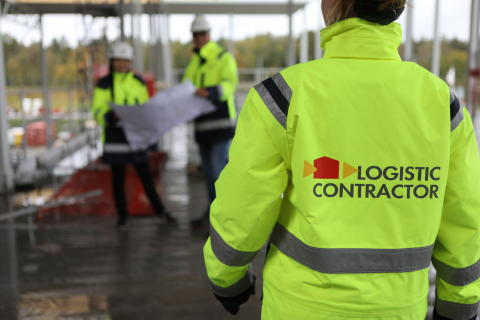 Ny ledning på Logistic Contractor