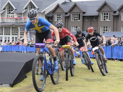 Cykelvasasprinten 2019
