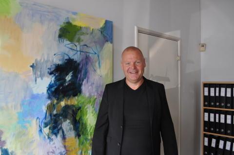 Direktør Lars Kristensen, Gustav H. Christensen A/S