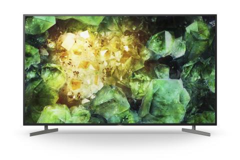 BRAVIA XH81 4K HDR TV
