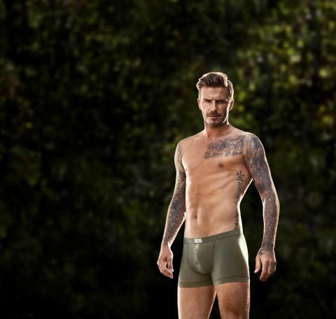 Foster The People gör musiken till H&M:s reklamfilm med David Beckham