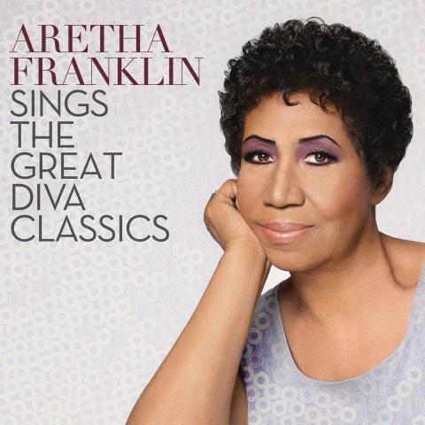 Aretha Franklin - omslag - The Great Diva Classics