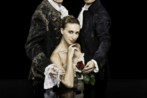 "Manon:  ""Grym kärlekstragedi i sensuellt laddad balettklassiker"""