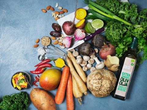 Allt mer ekologiskt i Axfoods butiker