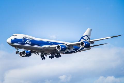 AirBridge Cargo gjør Avinor Oslo lufthavn til Skandinavisk knutepunkt for flyfrakt