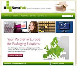 NovuPak - Europeiskt samarbete inom förpackningslösningar