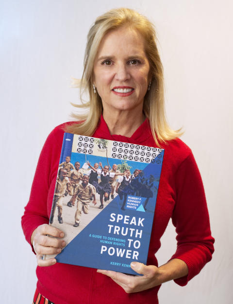 Kerry Kennedy Photo RFK Human Rights