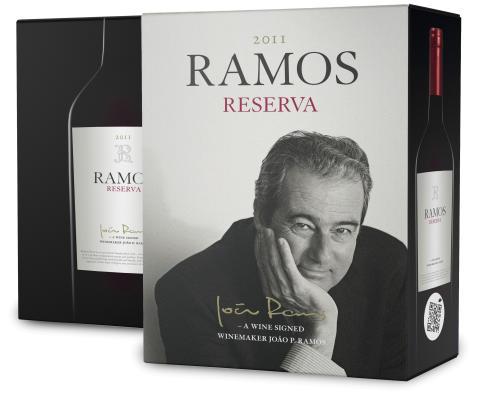Ramos Reserva 2011 - ny årgång och ny design!