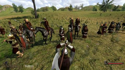 Mount & Blade: Warband - Console Announcement Screenshot