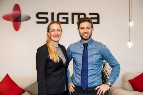 Sigma driver IT-talangprogram tillsammans med Scania