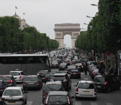 UPDATE: Advice to motorists driving in France as Crit'Air vignette system comes in