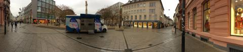 Beratungsmobil der Unabhängigen Patientenberatung kommt am 28. Mai nach Trier.