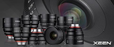 Samyang udvider sin serie til professionel video med XEEN 20mm