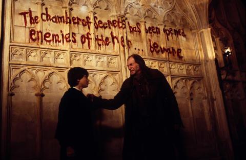 Harry Potter och Hemligheternas kammare6