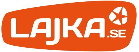 LAJKA.se logotyp
