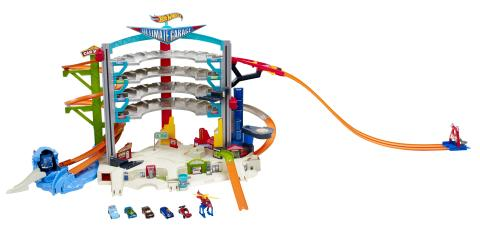 Hot Wheels Ultimate Garage - Mattel