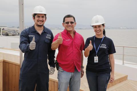 The Motores del Pacifico Team