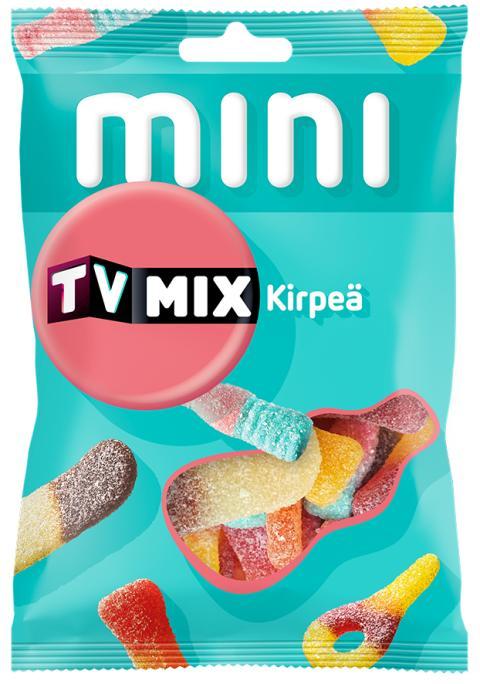 MINI TV Mix Kirpeä 110g