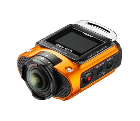 Ricoh WG-M2 Orange, 1