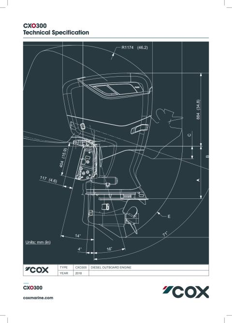 CXO300 Technical Spec (Nov 18)