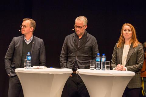 #92möjligheter där eldsjälar, politiker och forskare möts. Utveckling för hela Gotland!