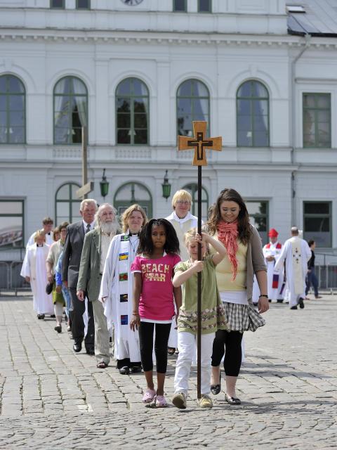 Pressinbjudan: Prisutdelning Årets arbetsgivare i Svenska kyrkan