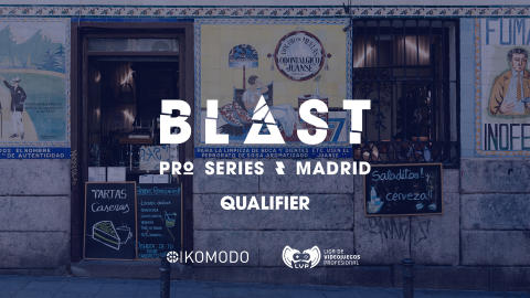 BLAST Pro Series introduces national qualifiers for the Madrid tournament