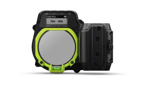 Garmin® introducerar Xero™ - ett banbrytande sikte för bågskytte
