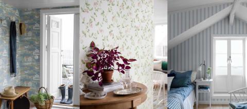 Boråstapeter lanserar Marstrand II - Coastal Living