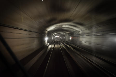 T-banen stengt gjennom sentrum i påsken