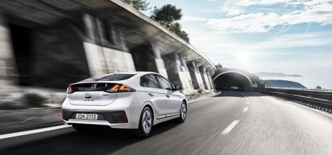 Hyundai IONIQ kommer i ny utgave