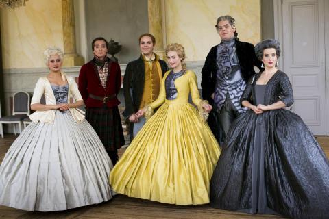 Sångare från Drottningholms Slottsteater medverkar i Early Music Festival