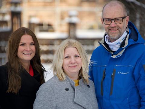 Nationellt pilotprojekt tilldelat Invest in Norrbotten och Swedish Lapland Visitors Board
