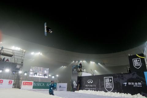 Kleveland best i kvalifiseringen i Beijing.