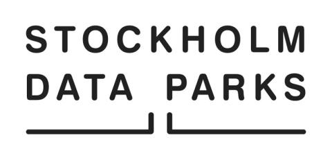 Stockholm Data Parks Logo