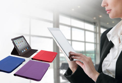 Samsonite ICT assortment: iPad covers, omslag og tasker