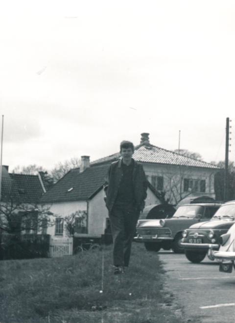 Troels Kløvedal, Skotterup, 1961